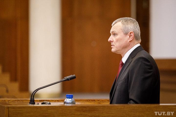 """Шуневич: """"Необходимо защитить нравственные ценности белорусского общества"""""""