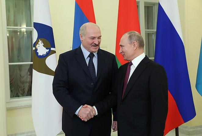 Лукашенко разгромил ЕАЭС