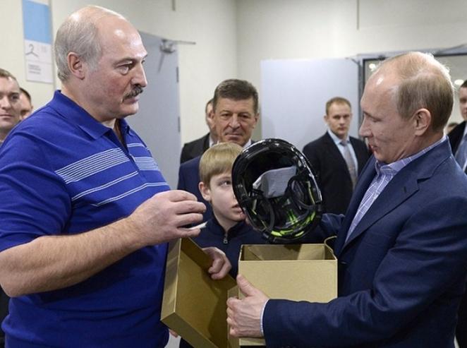 Путин и Лукашенко: как они общаются за закрытыми дверями?