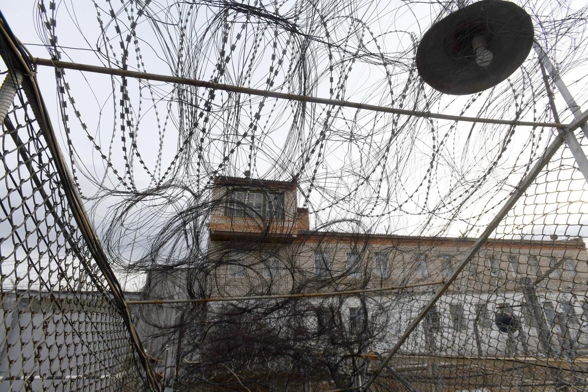 Современная ситуация в местах лишения свободы Республики ...