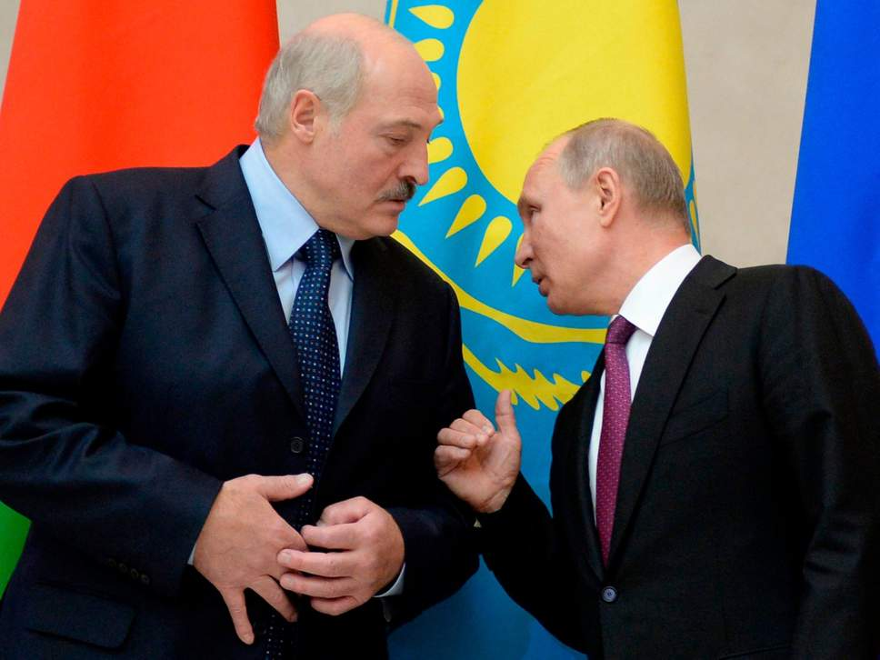 Independent: Step up Vladimir Putin, president of Belarus?