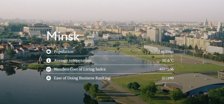 British Magazine Names Minsk Europe's Next Silicon Valley