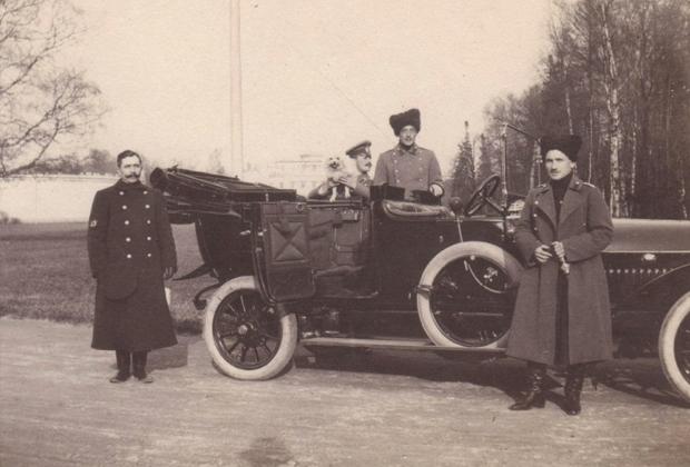 Найден тайник охранника Николая II