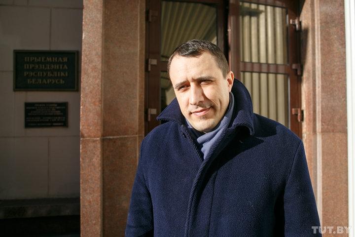 В Минске задержан Павел Северинец