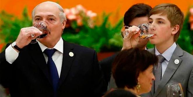 Дринк-бригада Лукашенко