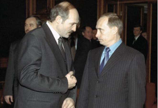Как изменились отношения Лукашенко и Путина за 20 лет