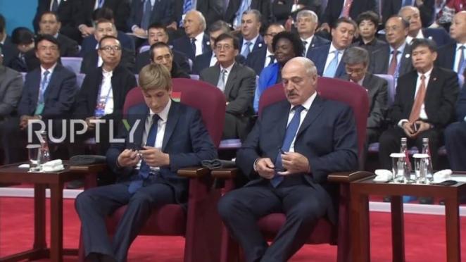 Три причины всерьез рассматривать перспективы Коли Лукашенко стать президентом
