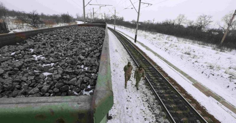 Белорусский экспорт донецкого угля нацистской хунте вырос за год в 980 раз