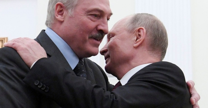 Will Russia try to occupy Belarus?