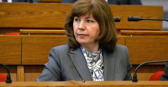 Цитата дня. Качанова – выборы в парламент не будут особенными