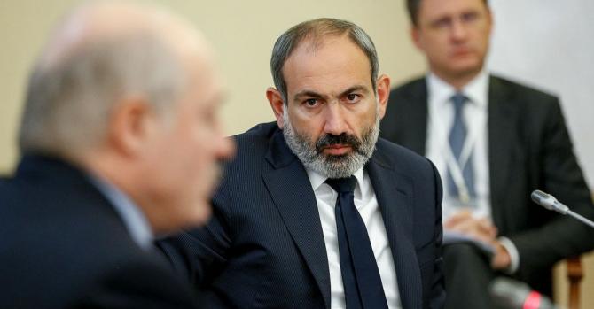 Армения ставит условия Беларуси. Лукашенко опасается гибридной войны