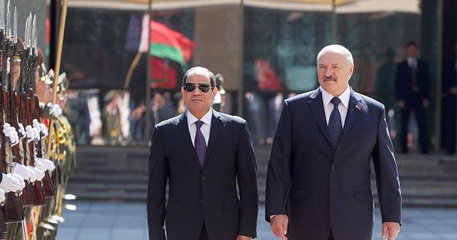 Обращение Лукашенко к президенту Египта выглядело почти как упрек