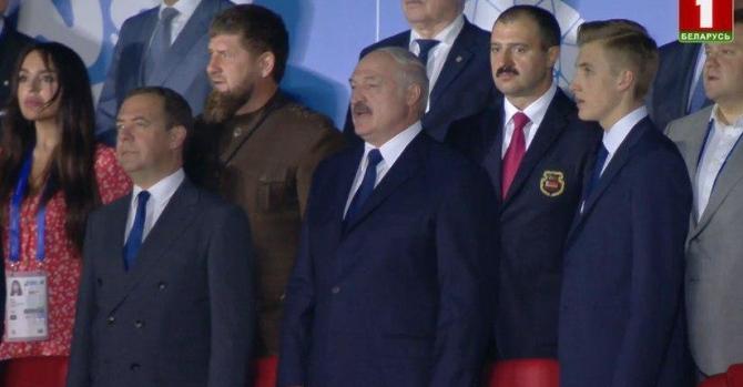 Наша Олимпиада.