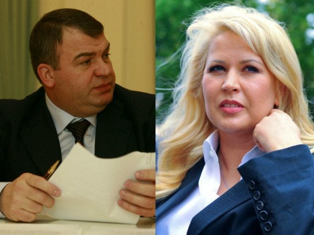 Бывший российский министр Сердюков и его любовница-коррупционерка судились за ребенка от суррогатной матери