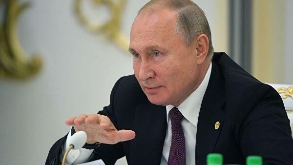 Путин жестко ответил на призыв Лукашенко поддержать Зеленского