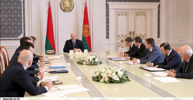 Лукашенко – айтишникам:
