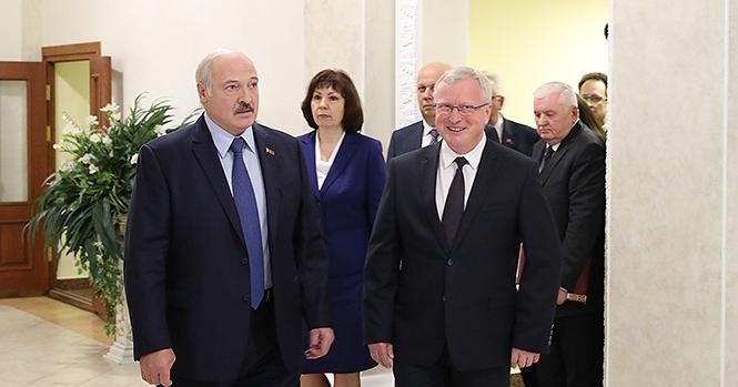 """Лукашенко """"За четверть века мы создали устойчивую модель управления"""""""