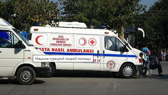 Пятилетняя туристка из РФ  погибла вТурции