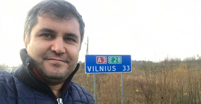 Tajik Opposition Activist Odinaev Seeks EU Asylum After Being Released In Belarus