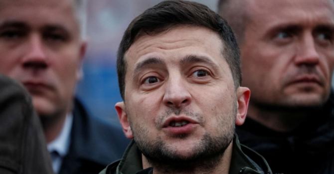 Зеленский не пустил белорусских военных на Донбасс