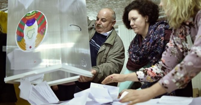 OSCE Says 'Fundamental Freedoms Were Disregarded' In Belarusian Vote