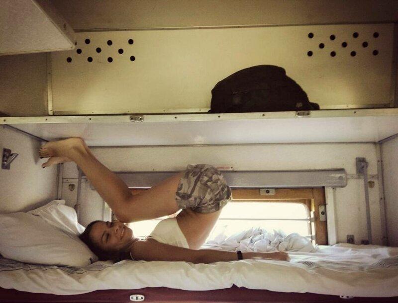 курьезные фото с вагона поезда озере платна берега