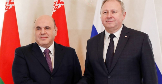 Russia, Belarus Discuss Oil Deliveries Amid Pricing Dispute