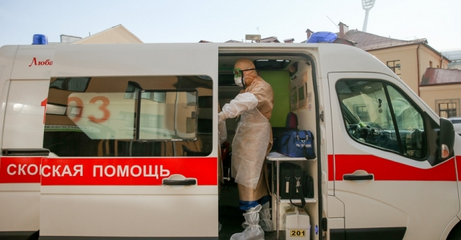 COVID-19 In Belarus: Over 2,900 Confirmed Cases, 29 Deaths