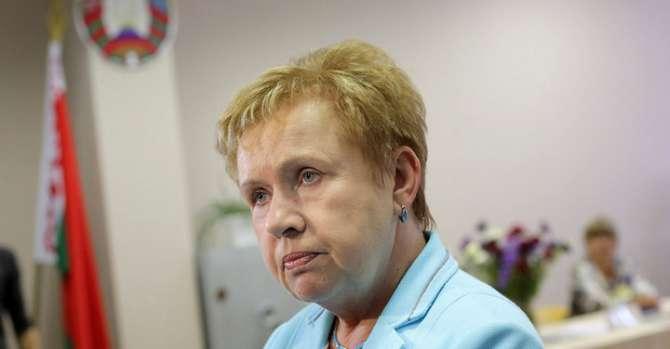 Ермошина не смогла объяснить лишение Бабарико и Цепкало почти 300 тысяч подписей