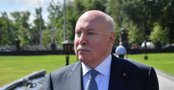 Посол РФ: Мы настаиваем на скорейшем освобождении задержанных россиян