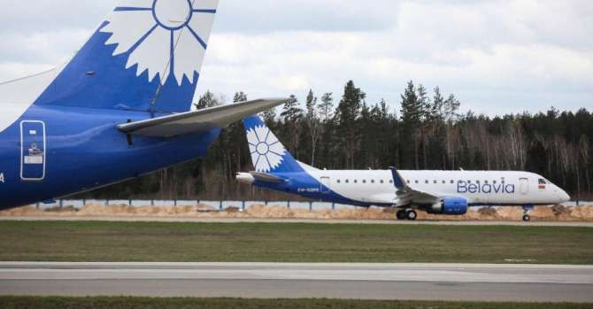 Belavia Belarusian Airlines Resumes Flights To Warsaw And Tallinn