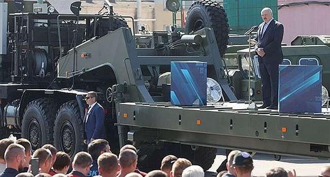 Момент изгнания Лукашенко с завода попал на видео » UDF.BY ...
