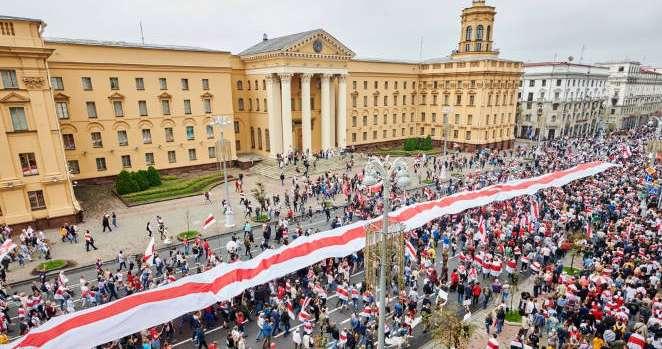 Месяц белорусской революции. Предварительные выводы Карбалевича