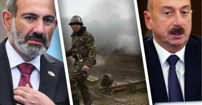 В Нагорном Карабахе утром началась война » UDF.BY | Новости Беларуси