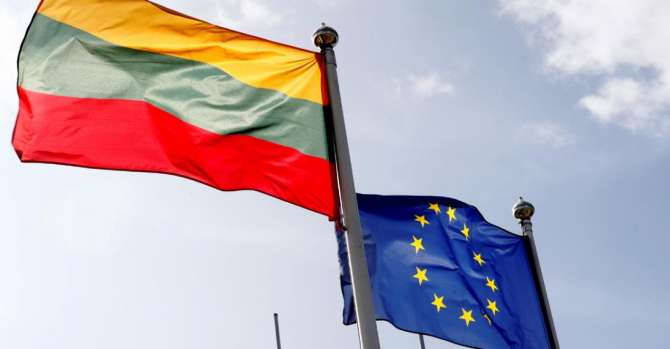 Lithuania blocks EU funds for Belarus