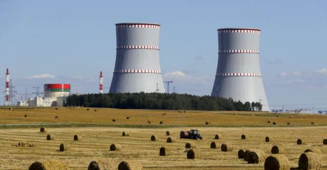 New Belarusian Nuclear Plant Resumes Operations After Transformer Explosion