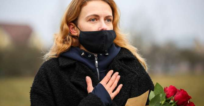 """I Don't Even Think Of Leaving."" Miss Belarus Released After 42 Days In Detention"