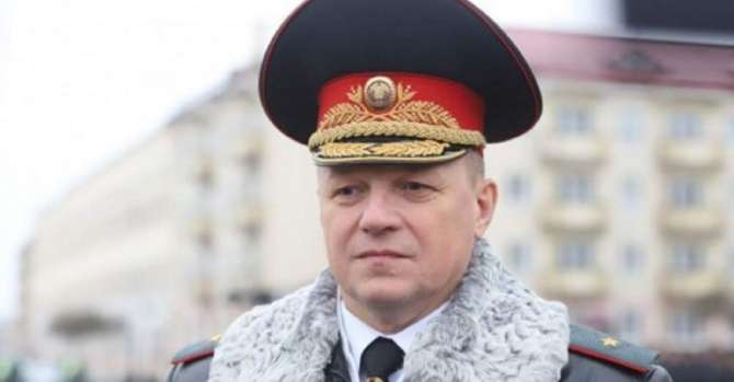 Лукашенко назначил нового министра МЧС