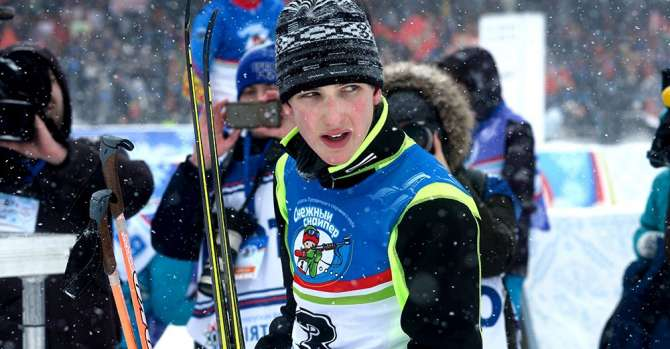 Николай Лукашенко «привез» 50 секунд призеру Олимпиады по биатлону Новикову