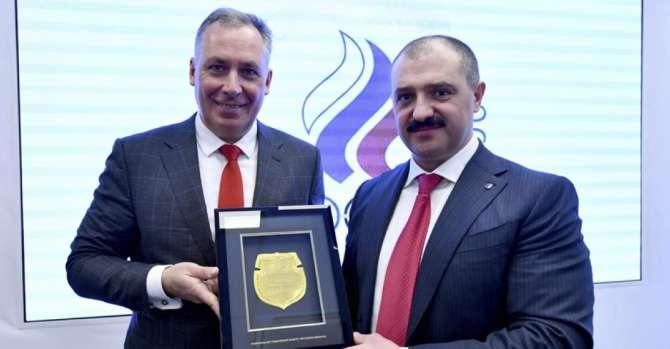 Виктор Лукашенко совершил первый официальный визит в Москву