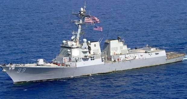 Американские военные корабли идут в Черное море после угроз Кремля Украине