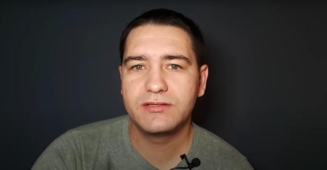 Видеоблогер Руслан Линник приговорен к 4 годам колонии