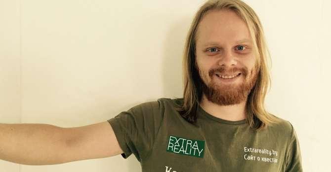 На Окрестина находится музыкант и журналист Николай Янкойть