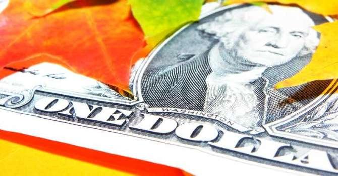 Доллар резко подскочил в первые минуты торгов 20 сентября